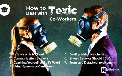 TRNG – How to Deal with Toxic Co-Workers