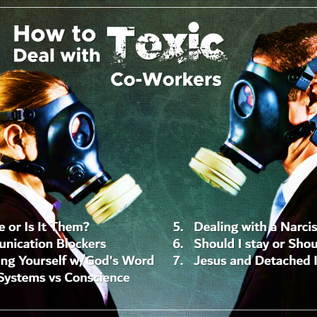 How To Deal With Toxic Co-Workers