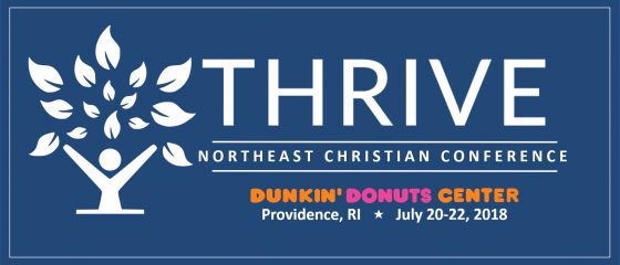 Thrive Event Brochure Image