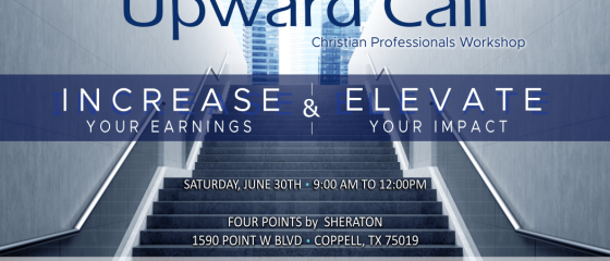 Upward Call DFW Church Brochure 20180630 PNG
