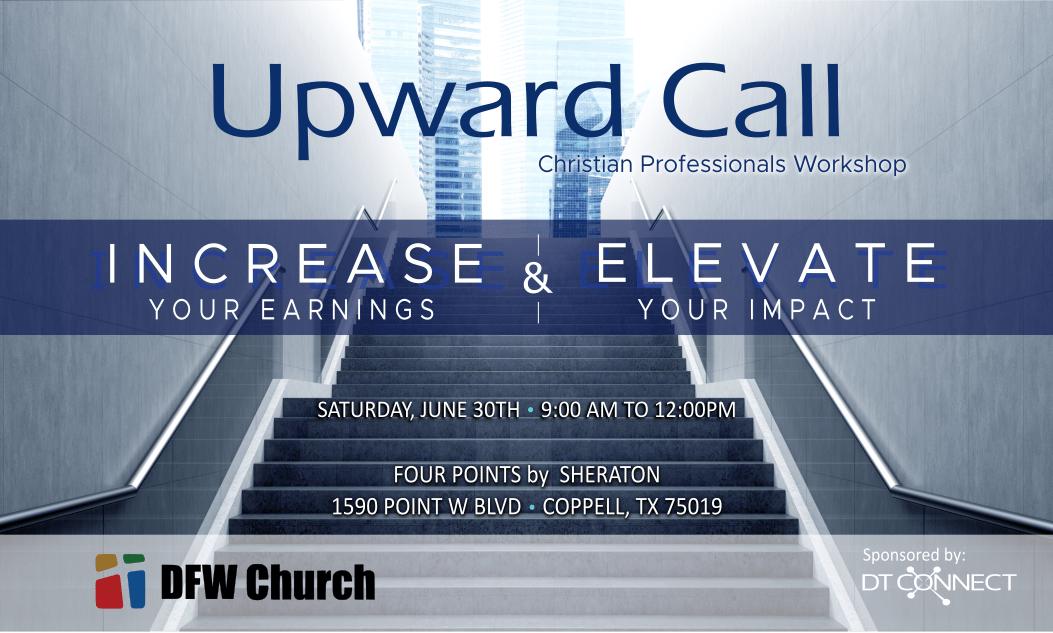 Upward Call DFW Church Brochure 20180630 PNG